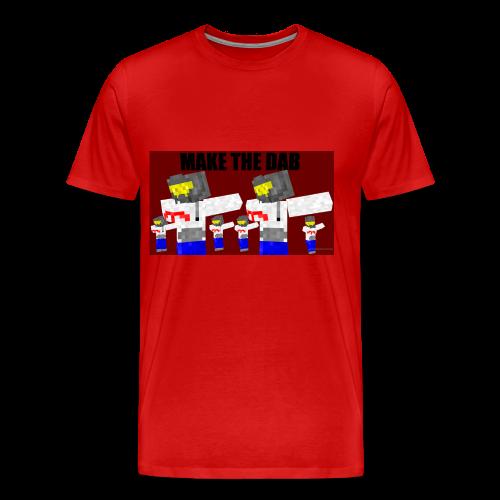 Make The DAB - Men's Premium T-Shirt