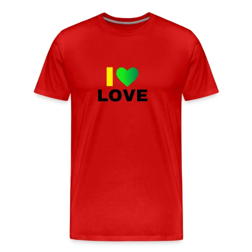 Island Love - Men's Premium T-Shirt