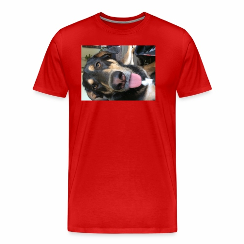 The cutest dog ever - Men's Premium T-Shirt