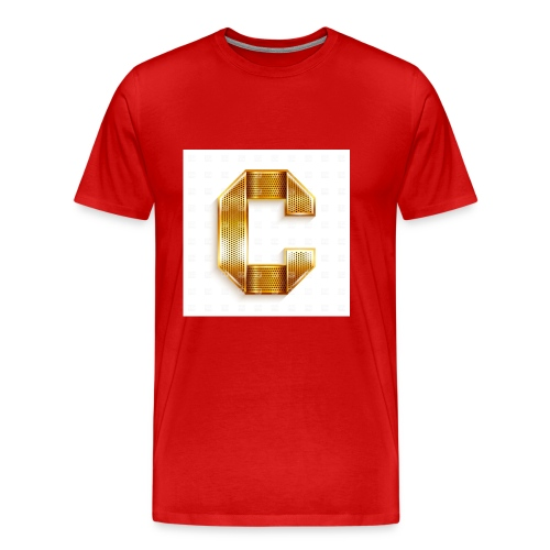 c.. the cool merch - Men's Premium T-Shirt