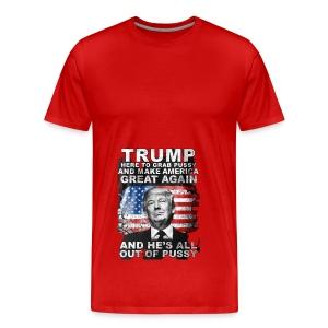Trump Won! - Men's Premium T-Shirt