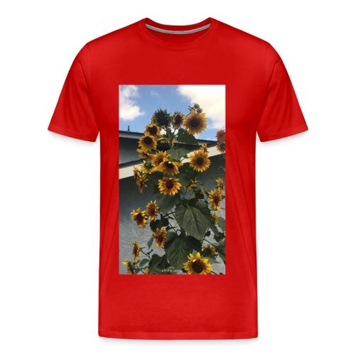 sunflower shirt - Men's Premium T-Shirt