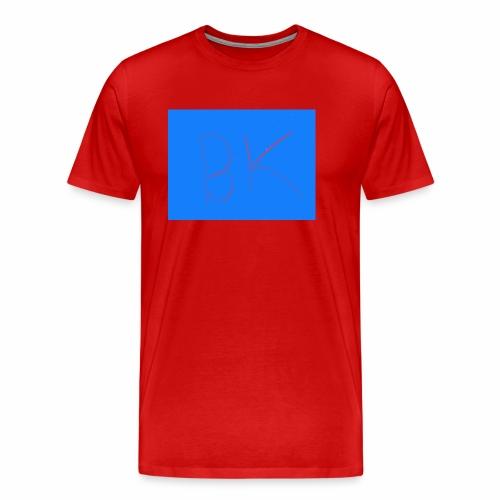 Bk march - Men's Premium T-Shirt