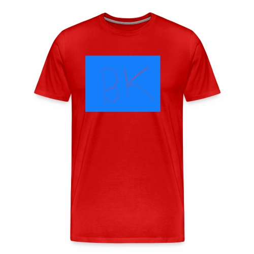 Bk march - Men's Premium T-Shirt
