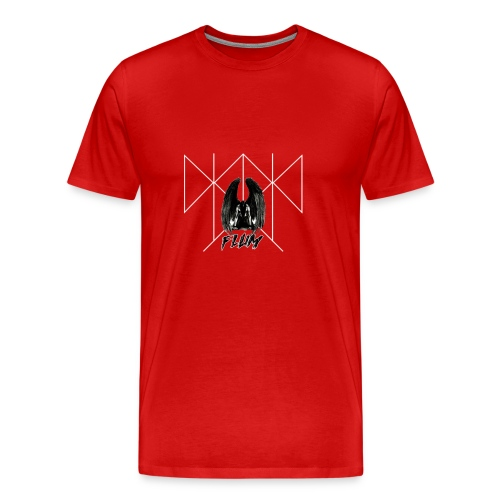FLUMDEATH - Men's Premium T-Shirt