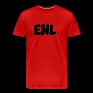 ENL Productions Merchandise (Black) - Men's Premium T-Shirt