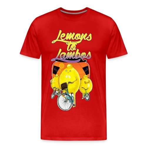 OG Bad Lemons - Men's Premium T-Shirt