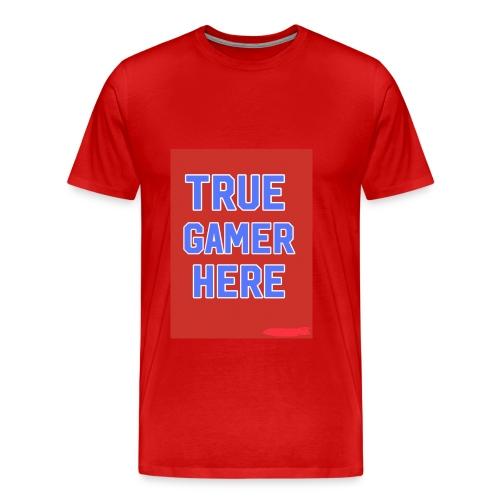 58722AF6 0345 4B70 A70B FBF270884866 - Men's Premium T-Shirt