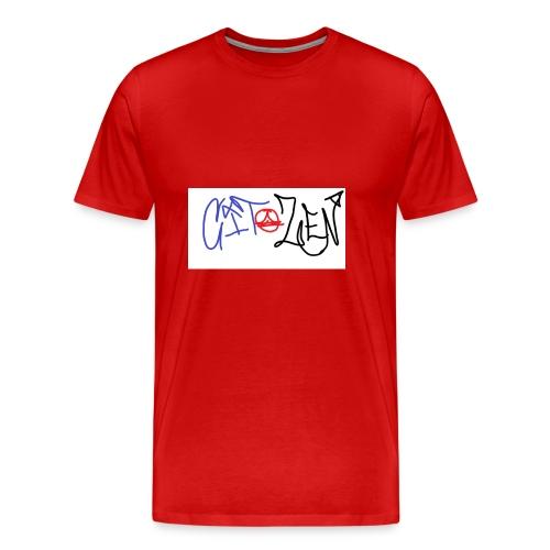 CITIZEN - Men's Premium T-Shirt