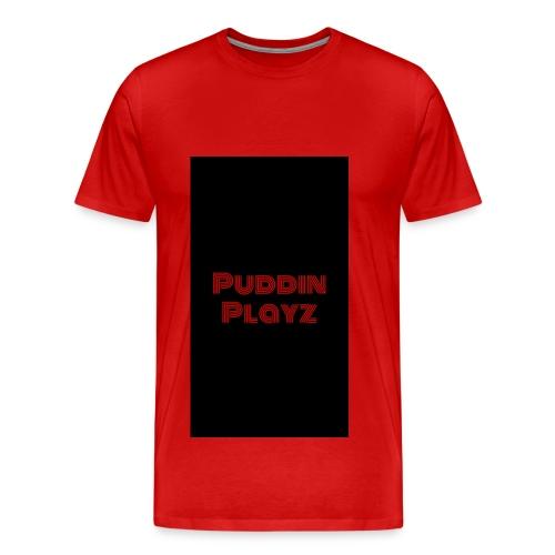 Puddin Playz - Men's Premium T-Shirt