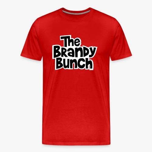 The Brandy Bunch Logo - Men's Premium T-Shirt