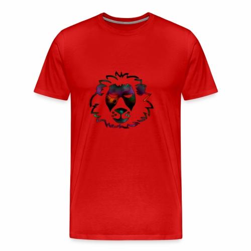 Lion Keeper - Men's Premium T-Shirt