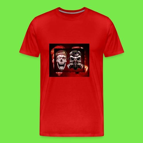 Kid Mafia x CJ Beretta - Men's Premium T-Shirt