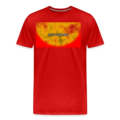 FoxyXGamers merch - Men's Premium T-Shirt