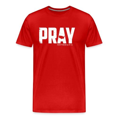Pray For America 2017 - Men's Premium T-Shirt