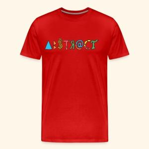 Abstract - Men's Premium T-Shirt