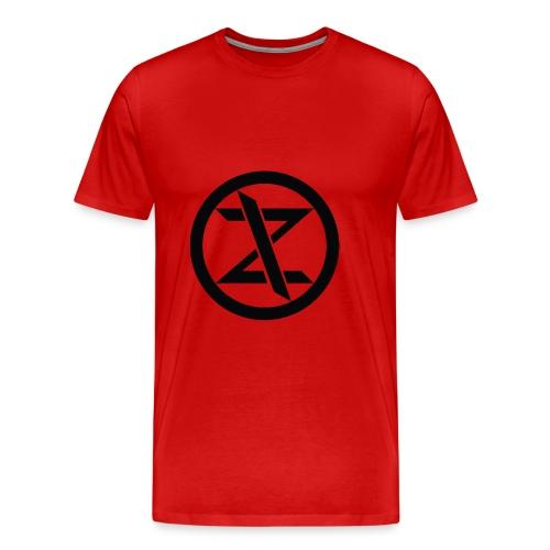 iOZtep Logo - Men's Premium T-Shirt