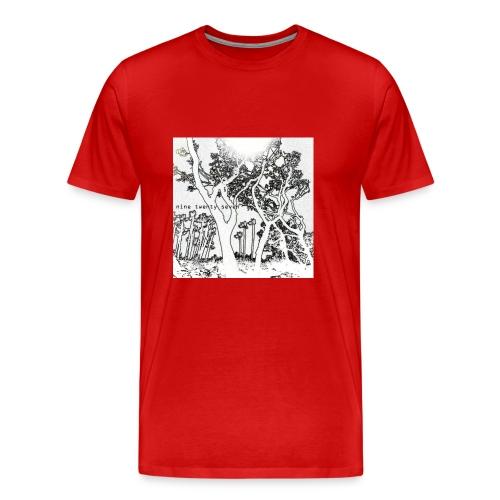 Nine Twenty Seven - Trees - Men's Premium T-Shirt
