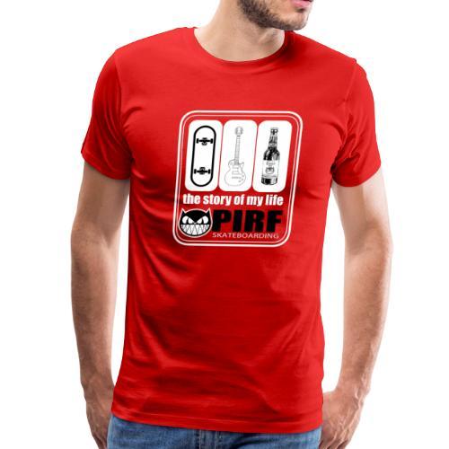 pirf - Men's Premium T-Shirt
