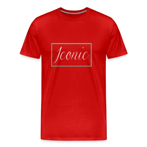 Iconic Logo V5 - Men's Premium T-Shirt