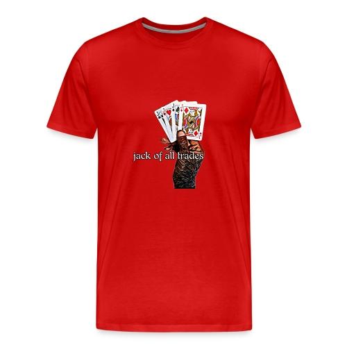 Jack of All Trades - Men's Premium T-Shirt