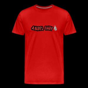 AngelBabyMusic Logo - Men's Premium T-Shirt