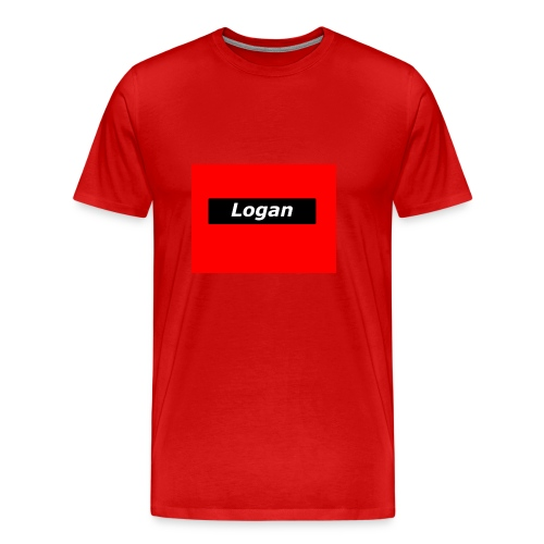 LoganRed Original - Men's Premium T-Shirt