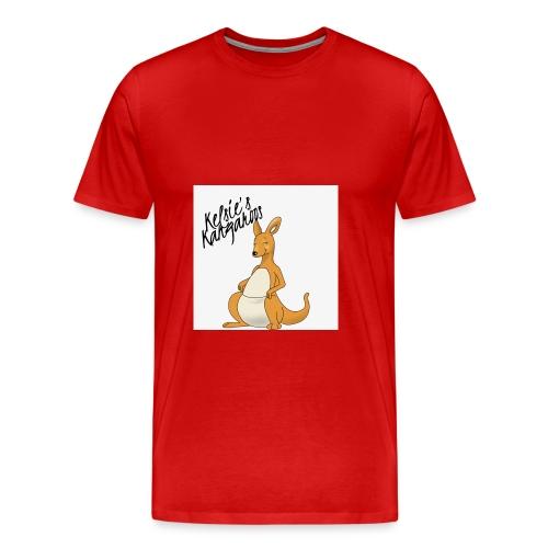 Kelsie's Kangaroos - Men's Premium T-Shirt
