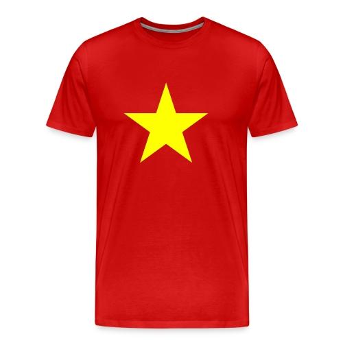 STAR SHIRT - Men's Premium T-Shirt