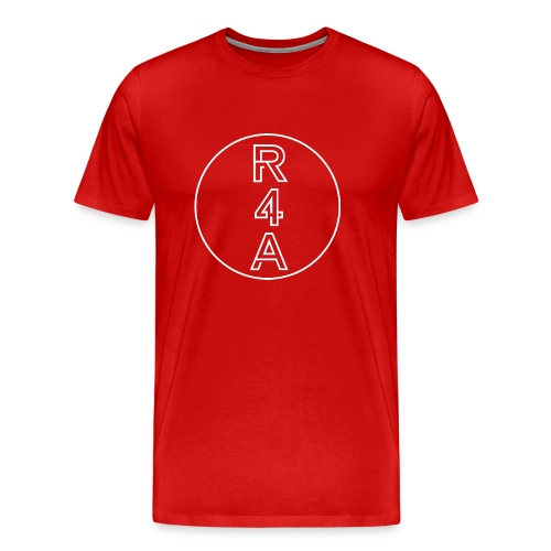 RoomForAll Channel Logo - Men's Premium T-Shirt