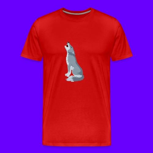 wolfee - Men's Premium T-Shirt