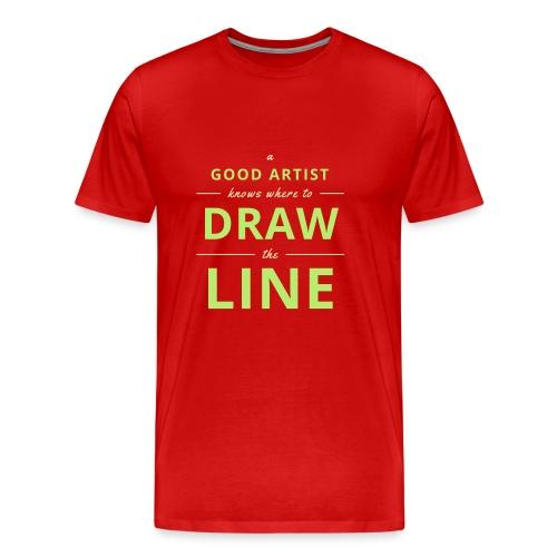 Good Artists - Men's Premium T-Shirt