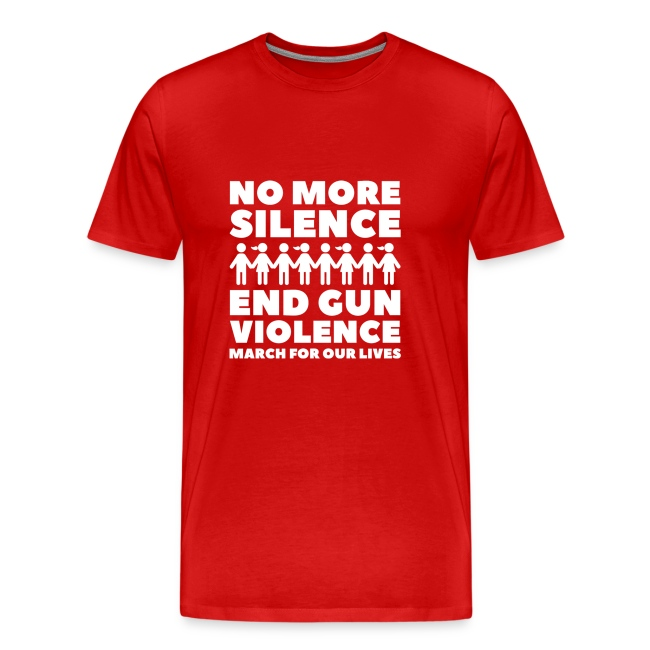 No More Silence March for Our Lives
