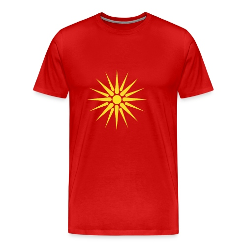 MACEDONIA - Men's Premium T-Shirt