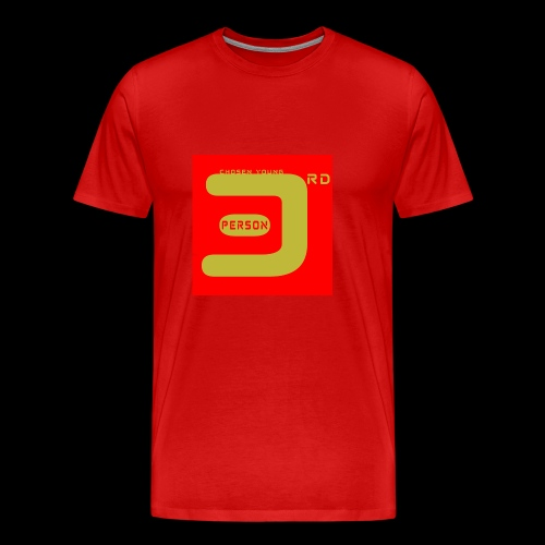 3P Red - Men's Premium T-Shirt