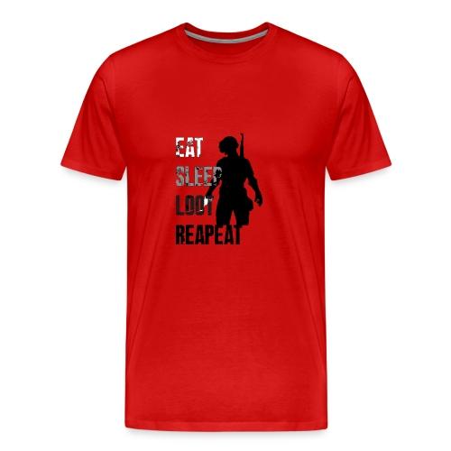 pubg - Men's Premium T-Shirt