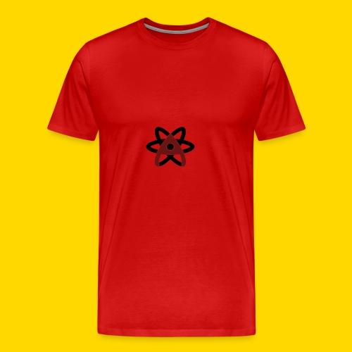Atom Symbol - Men's Premium T-Shirt