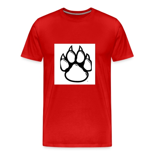Panther Paw - Men's Premium T-Shirt