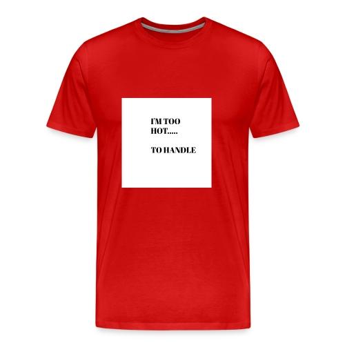 Cool and Flirty Tees - Men's Premium T-Shirt