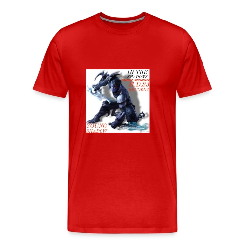 Music Assassin - Men's Premium T-Shirt
