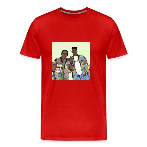 HolyGXD & PickleMeat - Men's Premium T-Shirt
