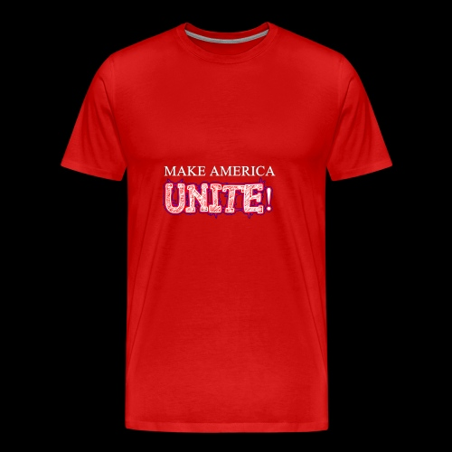 Make America UNITE! - Men's Premium T-Shirt