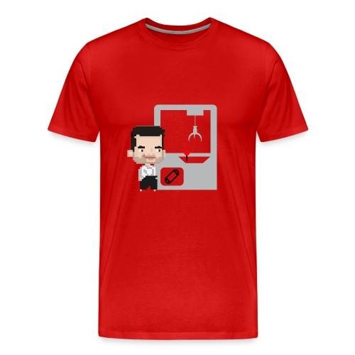 Ufo catch - Men's Premium T-Shirt