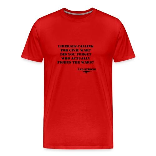 Civil War - Men's Premium T-Shirt