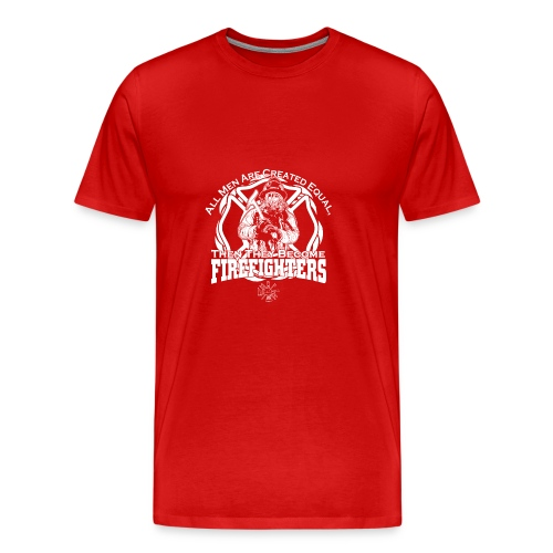 Firefighter t shirts - Men's Premium T-Shirt