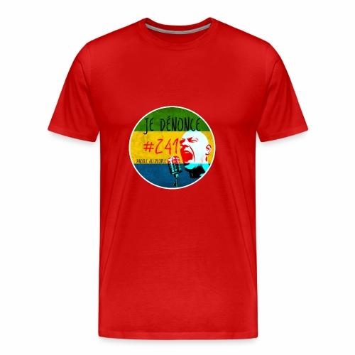 JDC241 Classic - Men's Premium T-Shirt