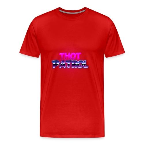 Thot Patrol - Shirt - Men's Premium T-Shirt