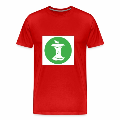 Recycle the Core - Men's Premium T-Shirt