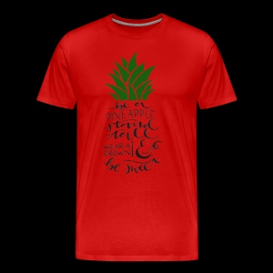 Pineapple - Men's Premium T-Shirt