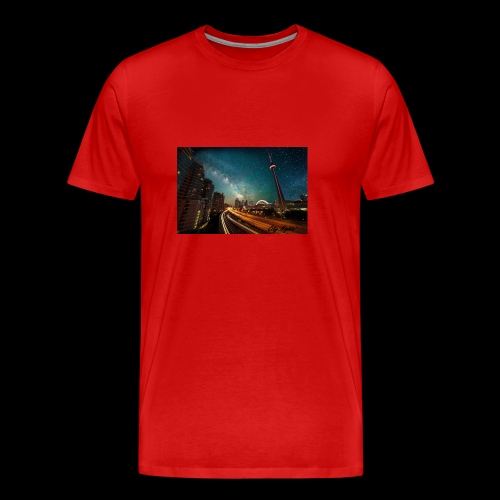 City Nights - Men's Premium T-Shirt
